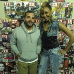 Me and Jayson, Executive Editor at XXL Magazine